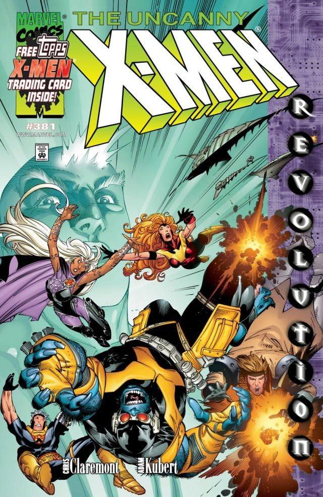 Uncanny X-Men (1963-2011) #381