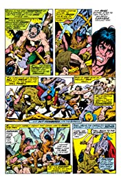 Conan The Barbarian (1970-1993) #31