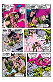 Conan The Barbarian (1970-1993) #33