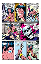 Conan The Barbarian (1970-1993) #34