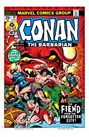Conan The Barbarian (1970-1993) #40
