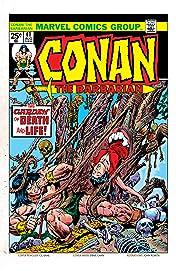Conan The Barbarian (1970-1993) #41