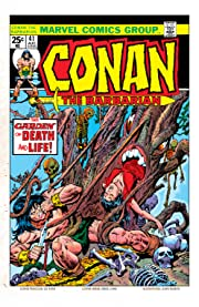 Conan The Barbarian (1970-1993) #41