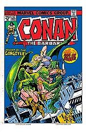 Conan The Barbarian (1970-1993) #42
