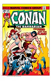 Conan The Barbarian (1970-1993) #44
