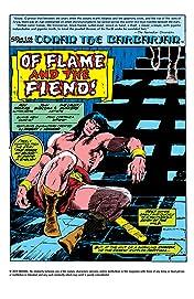 Conan The Barbarian (1970-1993) #44