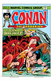 Conan The Barbarian (1970-1993) #45