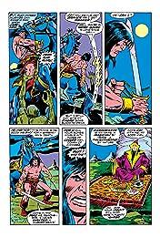 Conan The Barbarian (1970-1993) #46