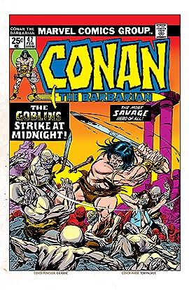 Conan The Barbarian (1970-1993) #47