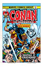 Conan The Barbarian (1970-1993) #48