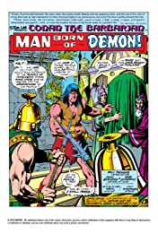 Conan The Barbarian (1970-1993) #51