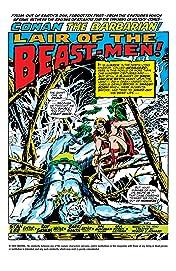 Conan The Barbarian (1970-1993) Annual #1