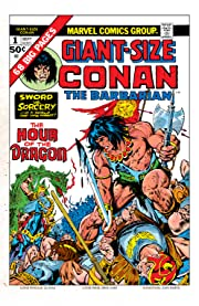 Conan The Barbarian Giant-Size (1974-1975) #1