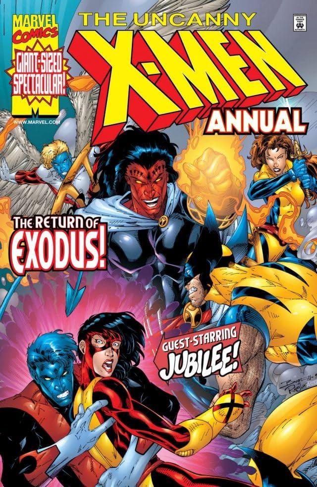 Uncanny X-Men Annual 1999