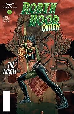 Robyn Hood #6: Outlaw