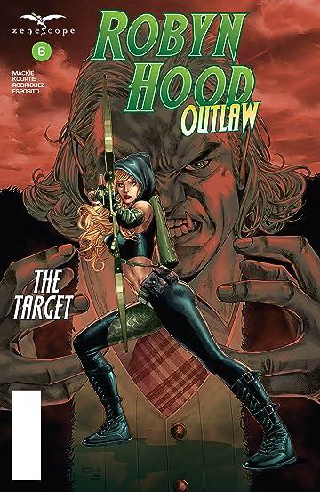 Robyn Hood: Outlaw #6
