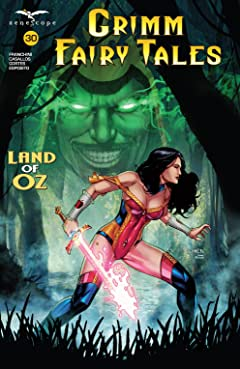 Grimm Fairy Tales #30