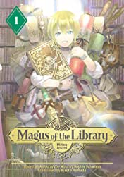 Magus of the Library Tome 1