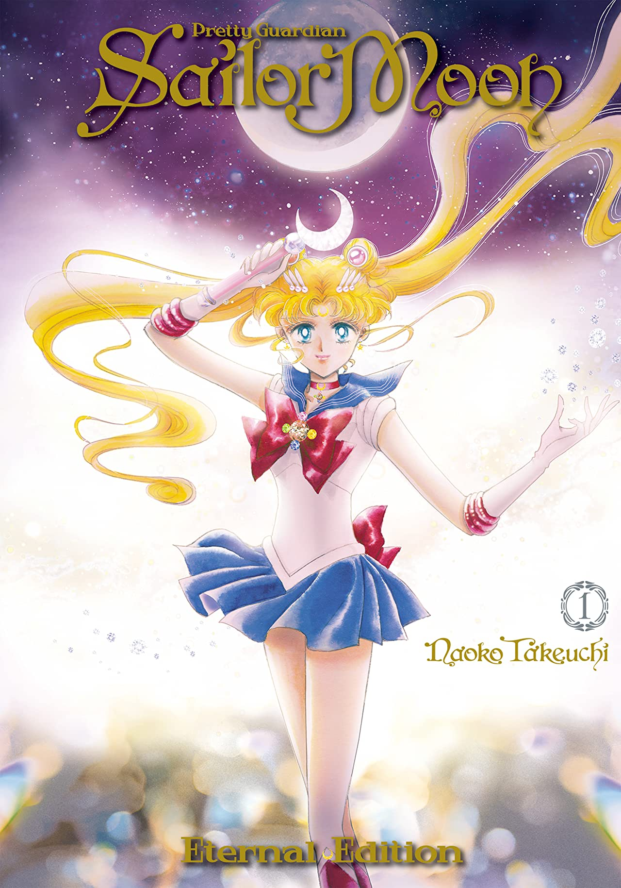 Sailor Moon Eternal Edition Vol. 1