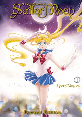 Pretty Guardian Sailor Moon Eternal Edition Vol. 1