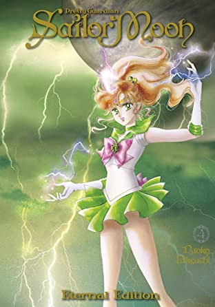 Sailor Moon Eternal Edition Tome 4