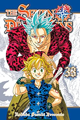 The Seven Deadly Sins Vol. 33