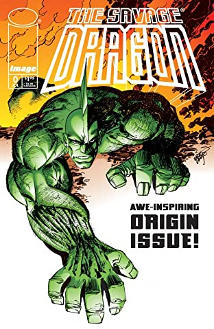 Savage Dragon No.0