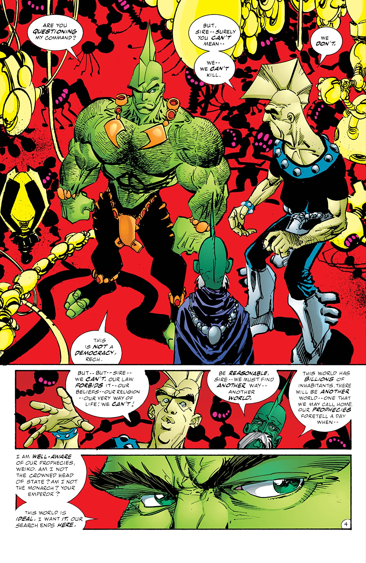 Savage Dragon #0