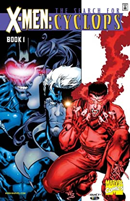 X-Men: The Search For Cyclops #1 (of 4)