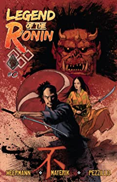 Legend of the Ronin #0