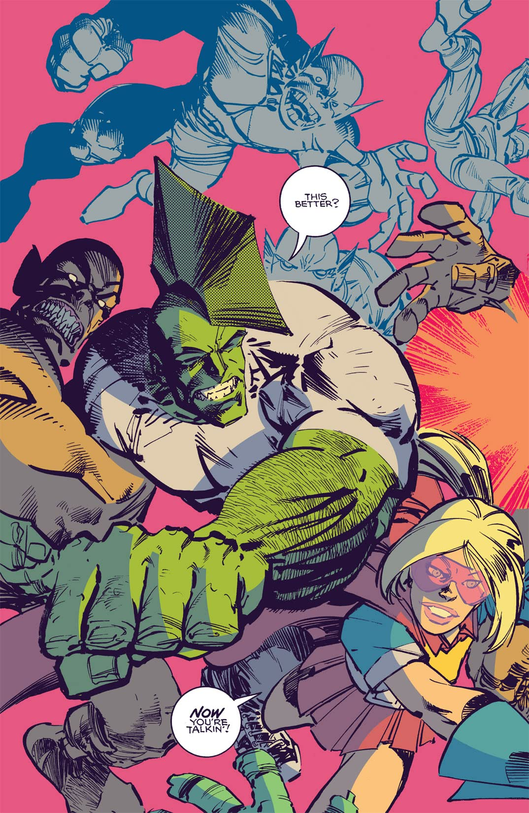 Savage Dragon #137