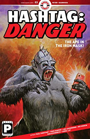 Hashtag Danger No.3