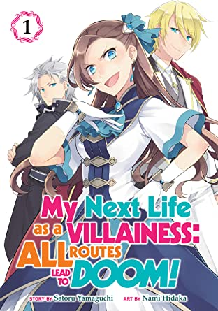 My Next Life as a Villainess: All Routes Lead to Doom! Tome 1