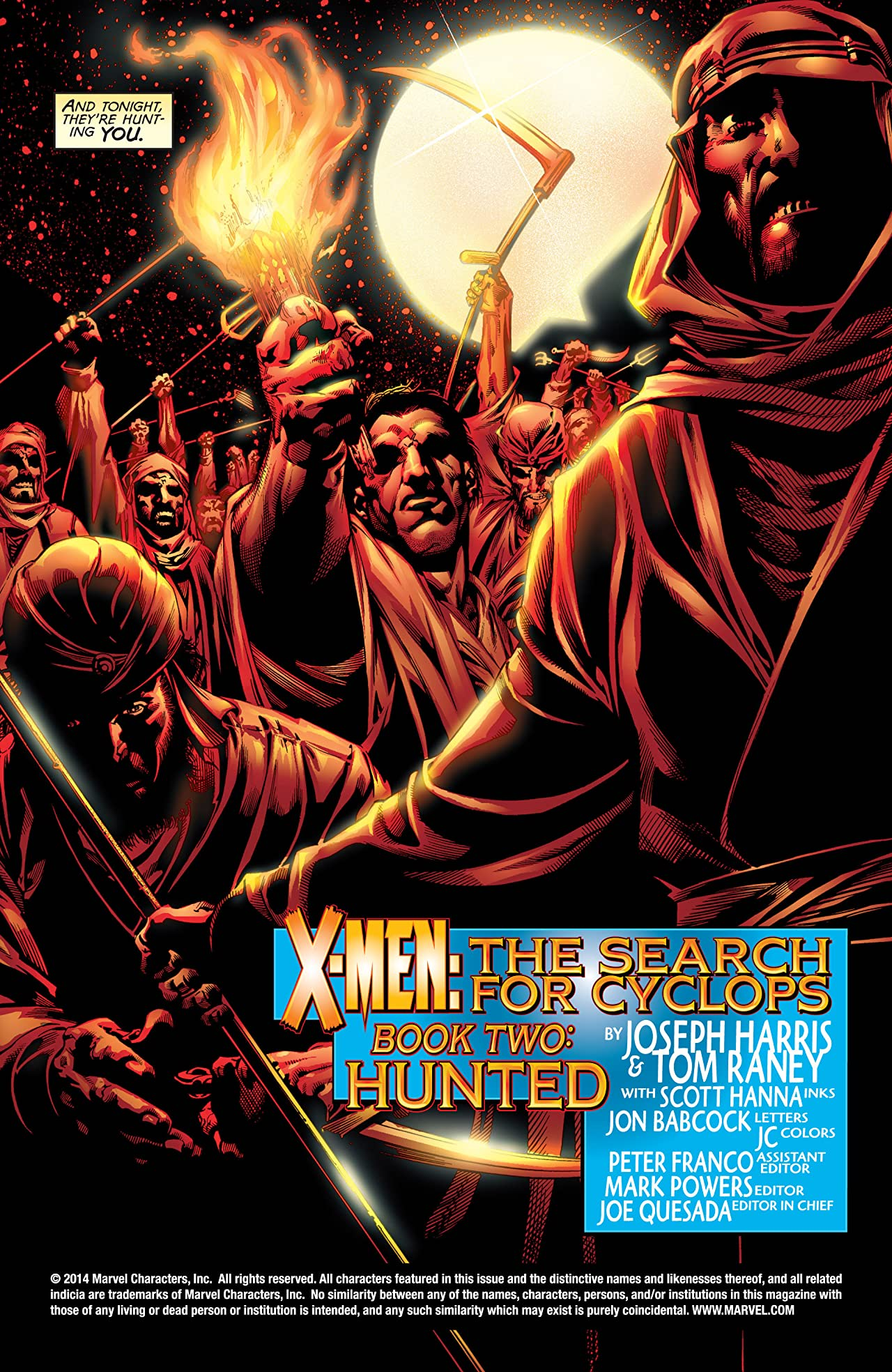 X-Men: The Search For Cyclops #2 (of 4)