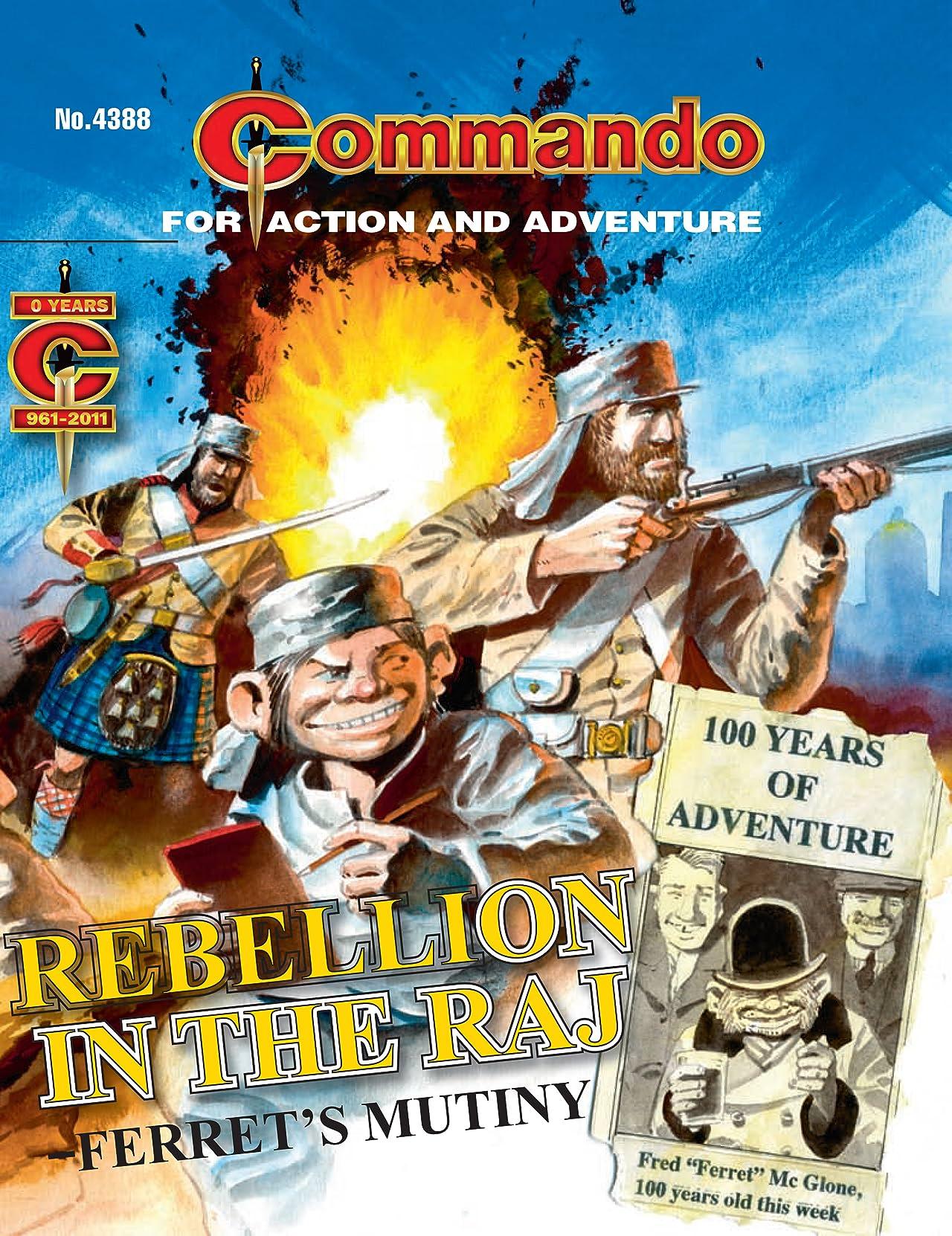 Commando #4388: Rebellion In The Raj
