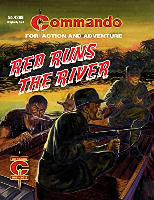 Commando #4389: Red Runs The River