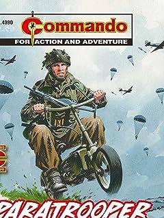Commando #4390: Paratrooper