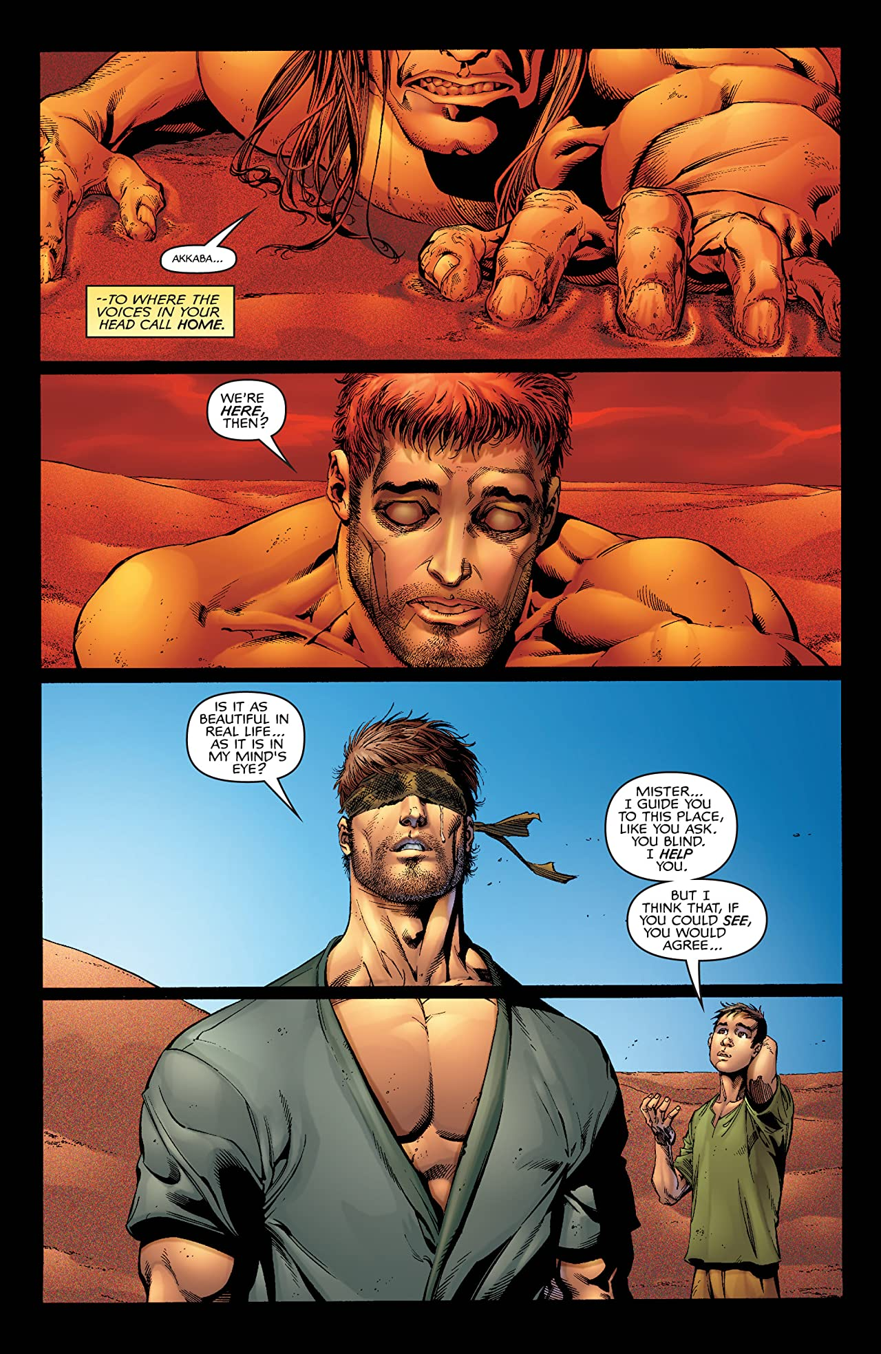 X-Men: The Search For Cyclops #4 (of 4)