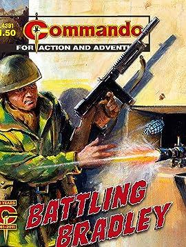 Commando #4391: Battling Bradley