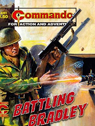 Commando #4391: Battling Bradley