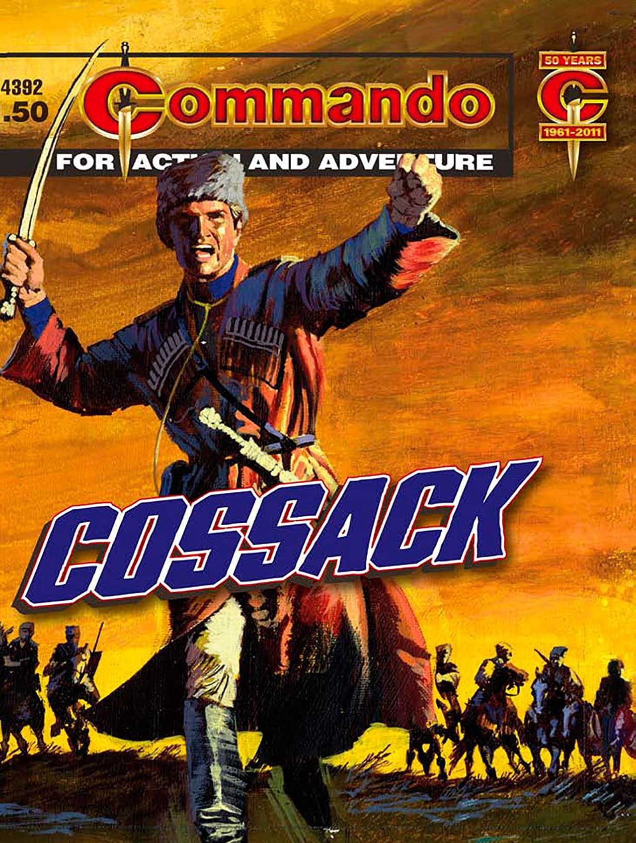 Commando #4392: Cossack