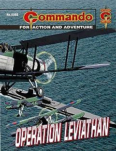 Commando #4393: Operation Leviathan