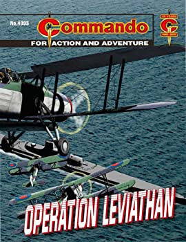 Commando #4393: Operation Leviathan
