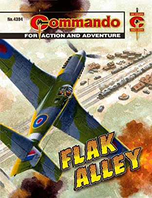 Commando #4394: Flak Alley