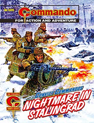Commando #4395: Convict Commandos: Nightmare In Stalingrad