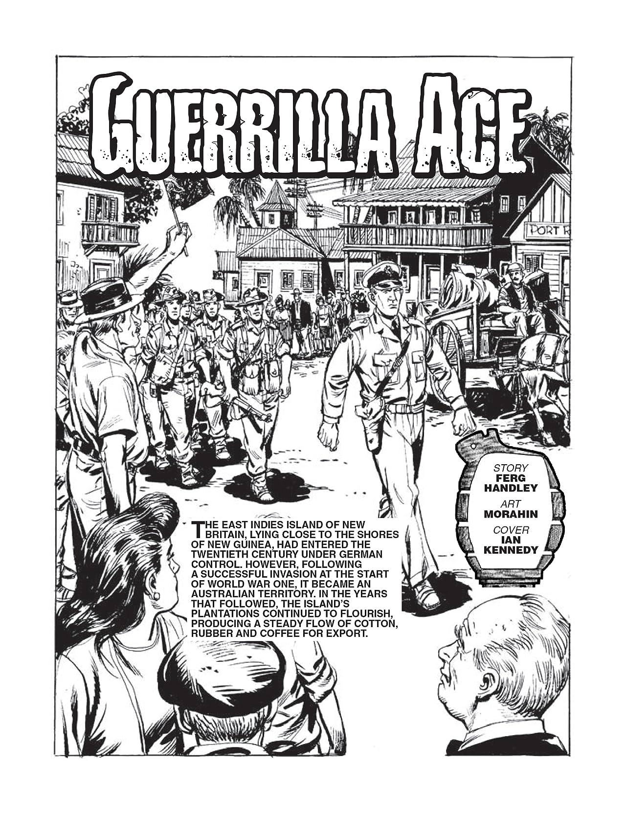 Commando #4396: Guerrilla Ace