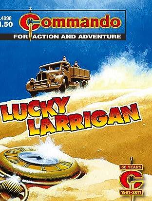 Commando #4398: Lucky Larrigan