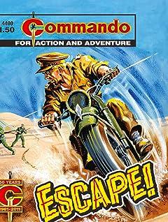 Commando #4400: Escape!