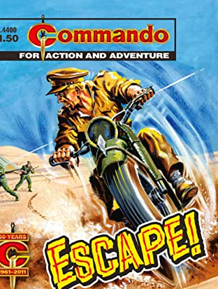 Commando No.4400: Escape!