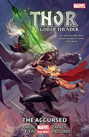 Thor: God of Thunder Tome 3: The Accursed